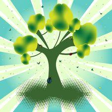 Free The Tree Royalty Free Stock Image - 8394186