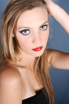 Free Female Model Royalty Free Stock Images - 8394459