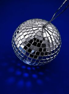 Free Disco Royalty Free Stock Photography - 8394807