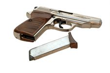 Free Gun Stock Photography - 8394842