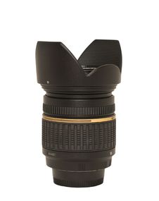 Free Modern Zoom Lens Royalty Free Stock Photo - 8395245