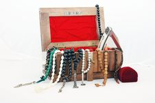 Free The Rosary Chest Stock Images - 8395284