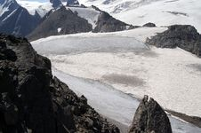 Free Mountain Glacier Stock Photography - 8395662