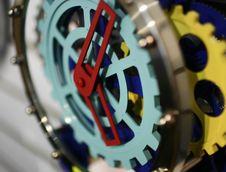 Free Clock Royalty Free Stock Image - 8395696