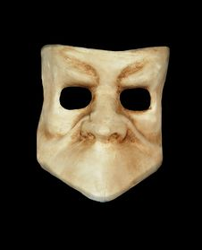 Free Venetian Mask Royalty Free Stock Photo - 8395735