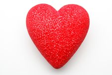 Free Red Heart Stock Image - 8396481