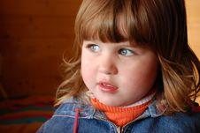 Free Little Girl Stock Image - 8397301