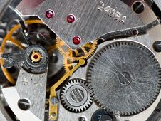 Free OLd Clockwork Stock Image - 8397541