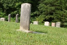 Free Old Graveyard Royalty Free Stock Photos - 8397708