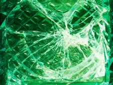 Free Cracks In Glass Stock Images - 8397724