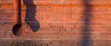 Free Brick Red Old Wall Royalty Free Stock Photography - 8397907