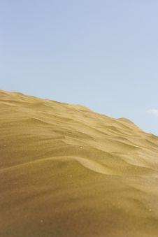 Free The Desert Stock Photos - 8398303