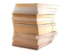 Free Heap Of Books Royalty Free Stock Photos - 8399298