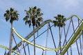 Free Roller Coaster Stock Image - 849391