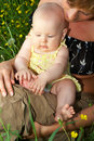 Free Baby And Mother Royalty Free Stock Photography - 849887