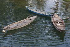Free Three Boats Stock Photo - 840030