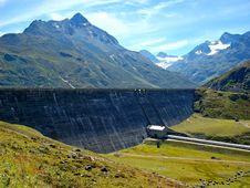 Free Dam Stock Image - 840231