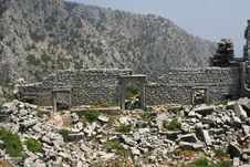 Free Thermessos Ruins Stock Images - 840504