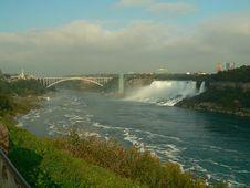 Free Niagara Falls VI Stock Image - 841641