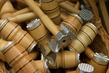 Hammer And Axes Stock Images