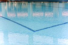 Free Hotel Pool Royalty Free Stock Photography - 843357