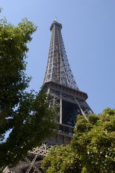 Free Paris 32, Eiffel Tower Stock Photos - 844093
