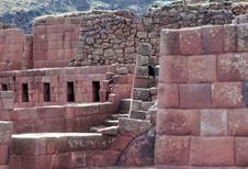 Free Pisac, Peru Stock Images - 844714