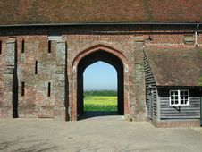 Free Archway Royalty Free Stock Images - 845459