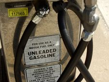 Free Gas Pump Stock Photos - 846303