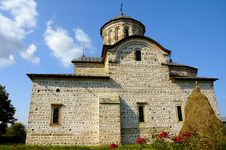 Free Medieval Church Royalty Free Stock Photography - 846897