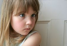 Free Startled Girl Stock Photos - 847363