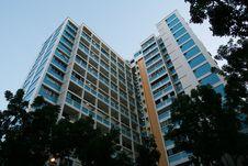 Free HDB Singapore Royalty Free Stock Image - 847826