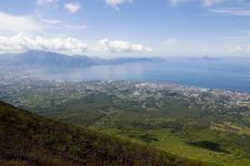 Free Gulf Of Naples, Italy Stock Photography - 847972