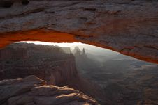 Free Mesa Arch Stock Photos - 848513