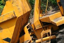 Dumper Royalty Free Stock Photos