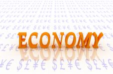 Economy Royalty Free Stock Photo