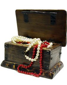 Free Treasure Chest Royalty Free Stock Photo - 8400515