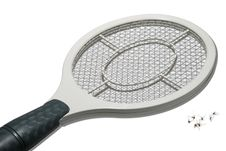 Free Electric Fly Swatter Royalty Free Stock Image - 8400576