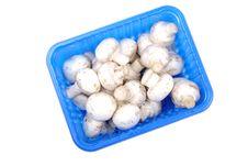 Free Champignon Mushrooms. Royalty Free Stock Image - 8400736