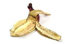 Free Peeled Red Banana. Stock Photography - 8400802