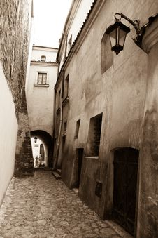 Free Lublin Royalty Free Stock Photography - 8401117