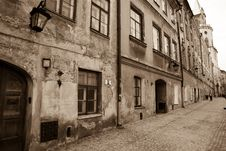 Free Lublin Royalty Free Stock Images - 8401219