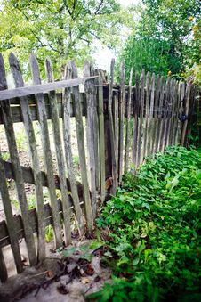 Free Fence Royalty Free Stock Photos - 8401298