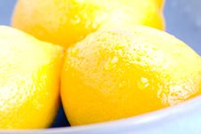 Free Detail Of Fresh Lemons Stock Photo - 8401300
