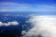 Free Cloudscape Stock Image - 8401991