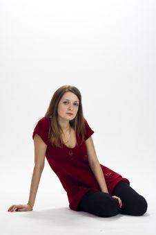 Free Thoughtful Woman Stock Photos - 8402233