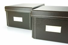 Free Stationery Boxes Stock Images - 8402984