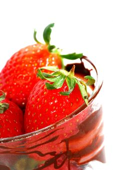 Free Strawberry Series 5 Royalty Free Stock Photos - 8403118