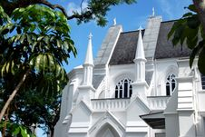 Free Singapore: St. Andrew S Cathedral Stock Images - 8403474