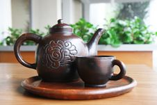 Free Javanese Tea Royalty Free Stock Photos - 8403898